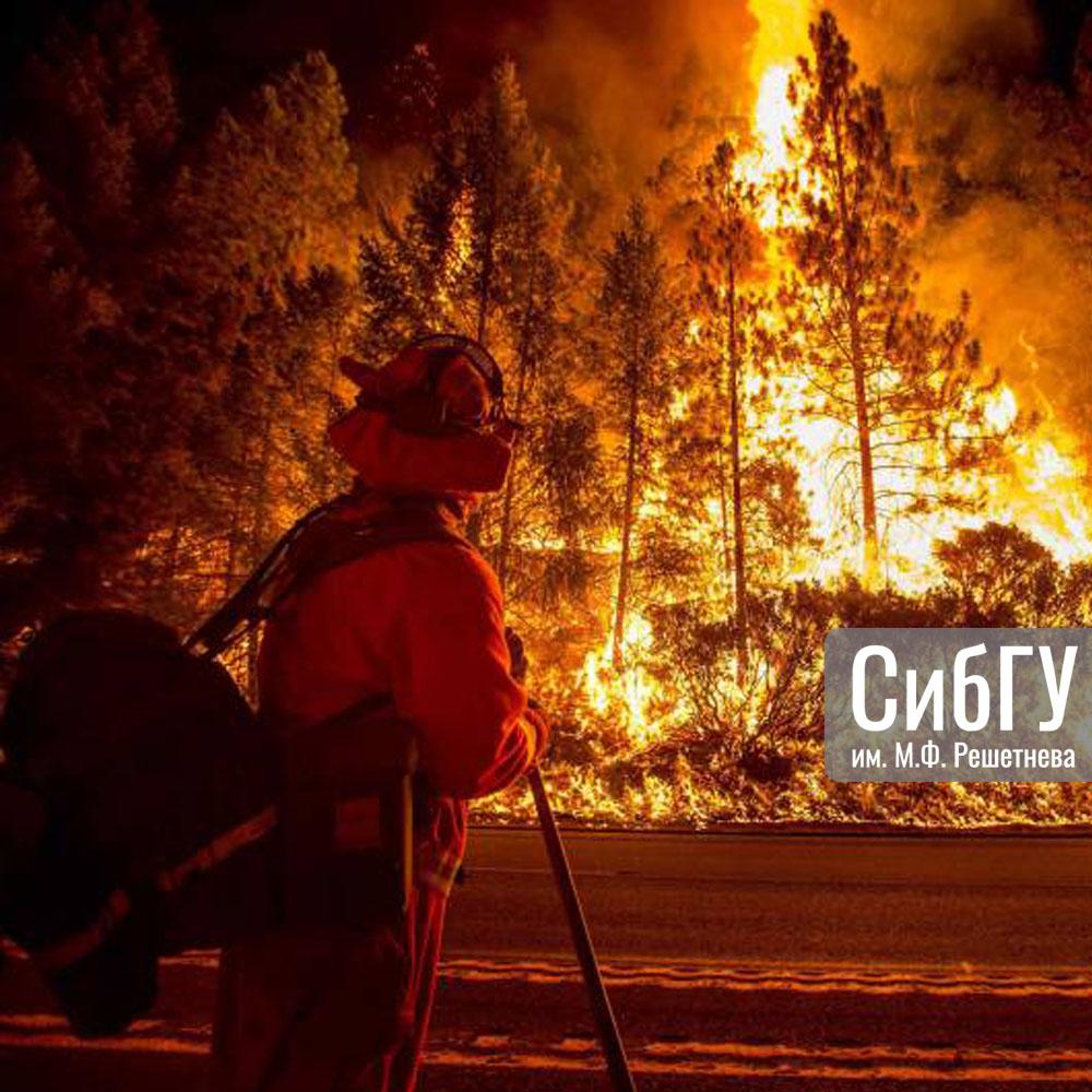 Пожарная безопасность и противодействие актам терроризма